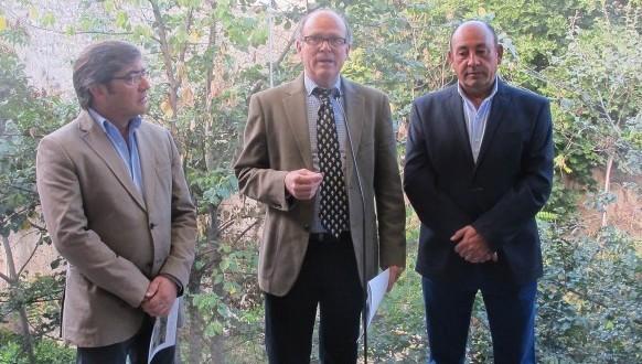 La Diputación adjudica las obras de rehabilitación de la Cava de Agres
