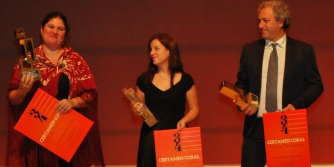 El Coro de Cámara Ainur gana el Certamen Coral de la Fira