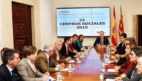La Generalitat confirma para 2015 el Centro de Enfermos Mentales de Alcoy