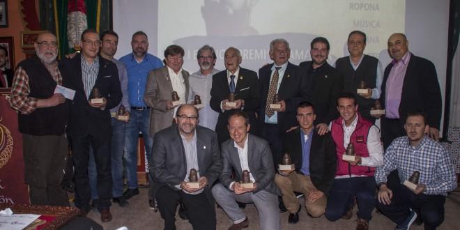 Entregados los Premios Samarita de la fiesta