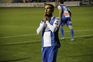 Derrota ante el Villareal B (0-3)