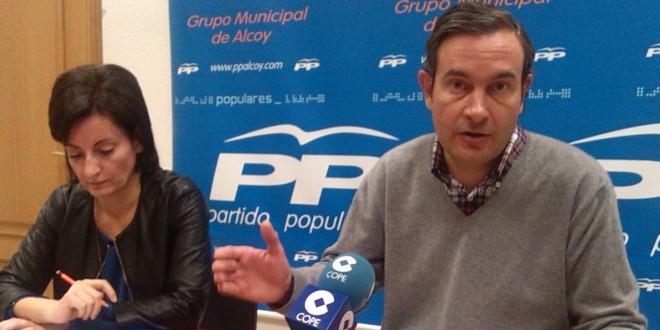 El PP alerta de las irregularidades en facturas del Gobierno Local