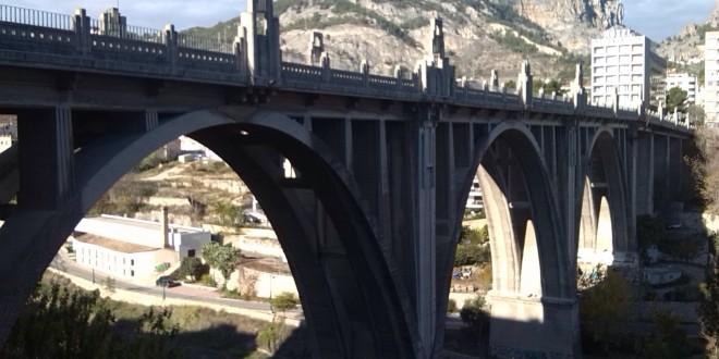 Adjudicada la rehabilitación del Pont de Sant Jordi