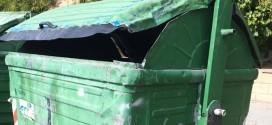 El nuevo contrato de la basura contempla la renovación de todos los contenedores