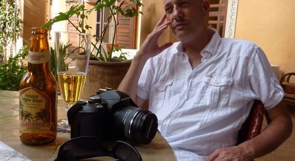 Jordi Peidró será el autor de la portada de la revista de fiestas de 2015