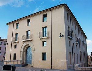 UPyD denuncia las obras del Palacio de Justicia ante la Fiscalía