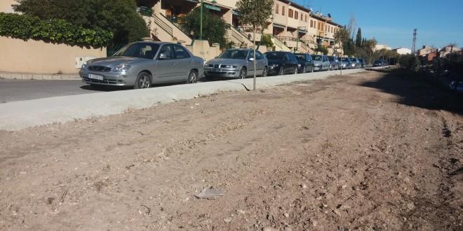 Concluyen las obras de la calle Caseta Català