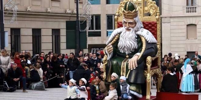 Desfile Pastoretes Alcoy