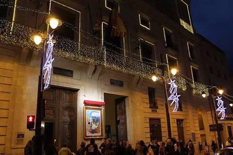 Alcoy ilumina la Navidad