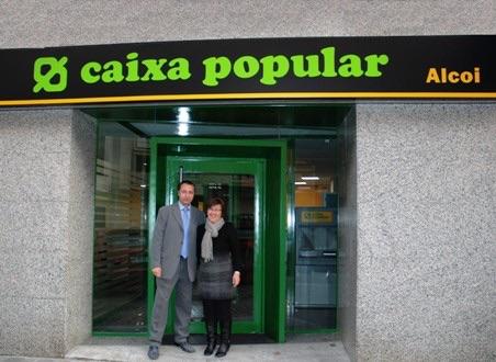 Caixa Popular aumentó en 2014 las ayudas sociales