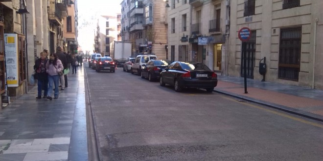 Una calle San Lorenzo más peatonal