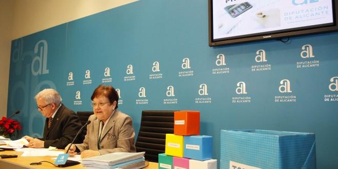 La Diputación presenta sus presupuestos