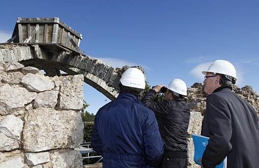 La Diputación inicia las obras de la Cava de Agres