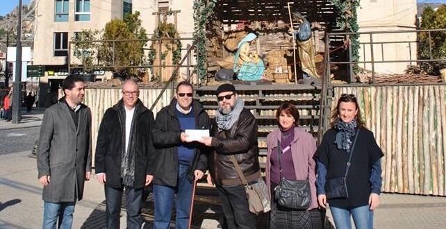 Donación solidaria para Ashproal