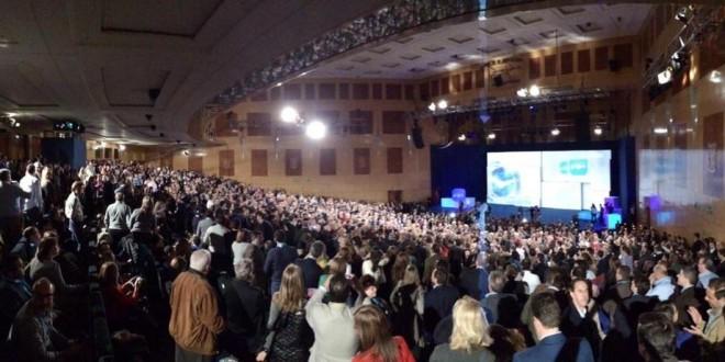Amplia representación del PP de Alcoy en la Convención Nacional del Partido