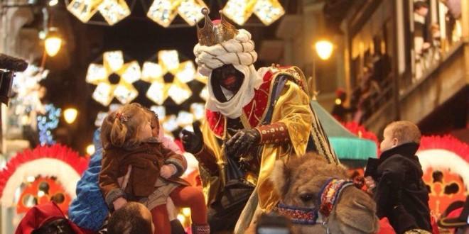 Los Reyes Magos llegan hoy a Alcoy