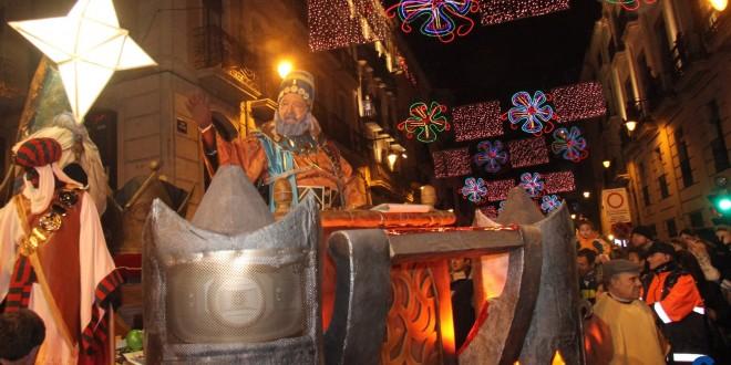 El Embajador anuncia la llegada de los Reyes