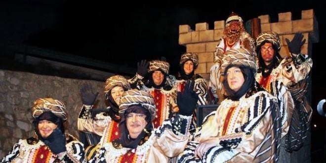 Los Reyes llegarán también a la comarca