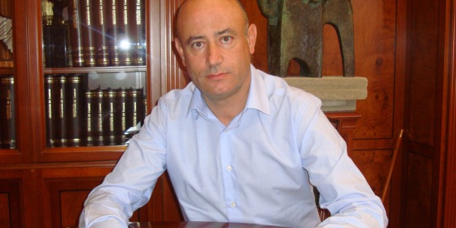 Rafa Briet accede a Les Corts Valencianes
