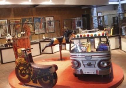 El Museo del Juguete de Ibi aumenta sus visitas