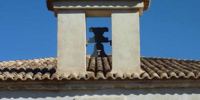 Silueta de campana para la ermita de Sant Antoni