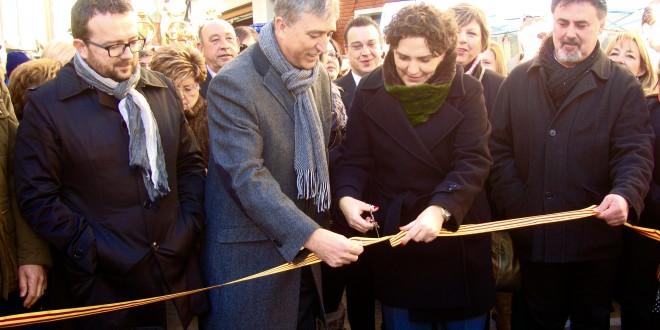 Inauguración de la Fireta de Sant Antoni de Muro