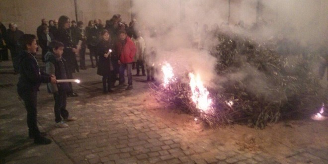 Cocentaina celebra Sant Antoni