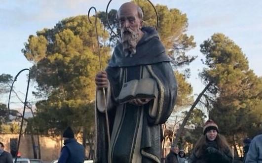 Sant Antoni también se celebra en Alcoy
