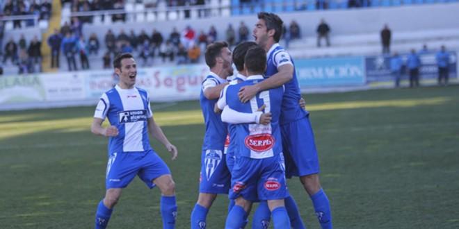 El Alcoyano se clasifica para la Copa del Rey
