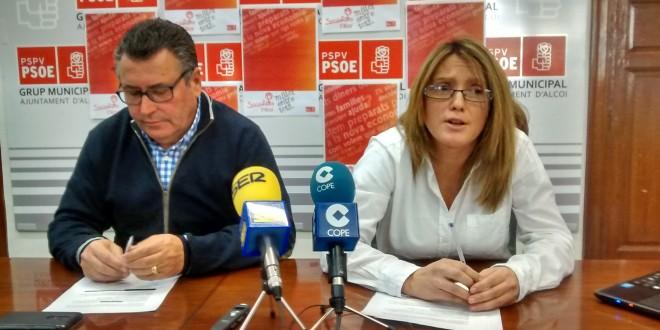 El PSOE presenta su campaña electoral