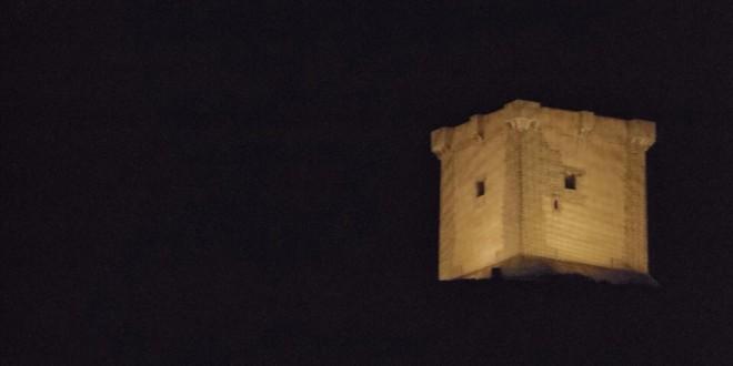 El Castillo de Cocentaina luce nueva iluminación