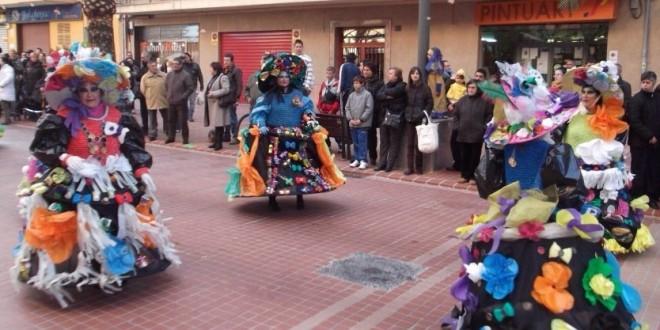 Cocentaina celebra el viernes el Carnaval