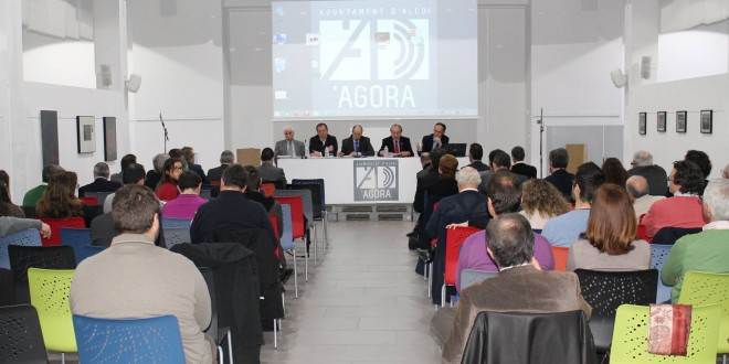 Alcoy analiza los retos del sector industrial