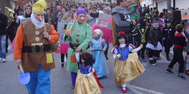 El Carnaval toma Cocentaina