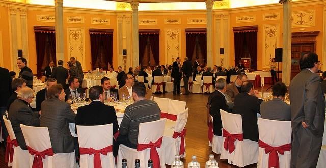 Alcoy acoge la noche de la economía del Arco Mediterráneo