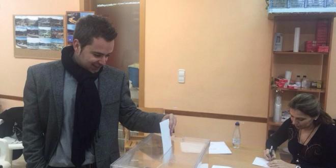 David Sabido será candidato a la alcaldía