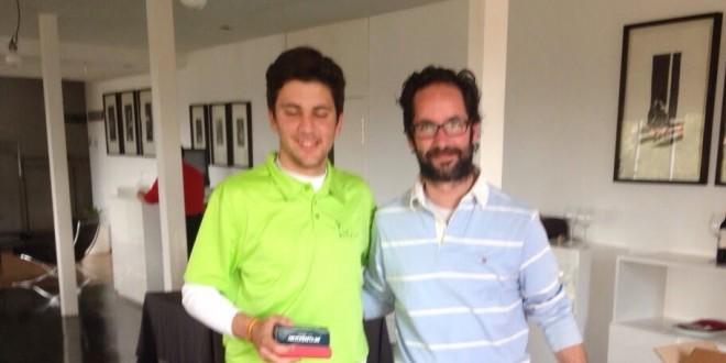 Luís Agulló se impone en el Máster de golf Fernando Cano
