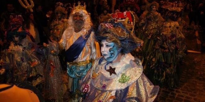 Alcoy celebra su particular Carnaval