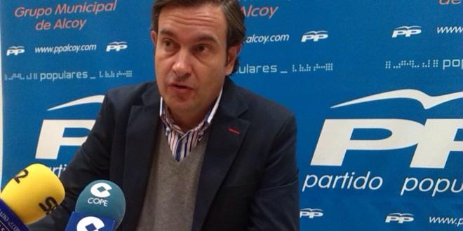 EL PP lamenta que no se haya invitado a Miró a la apertura del CCJ