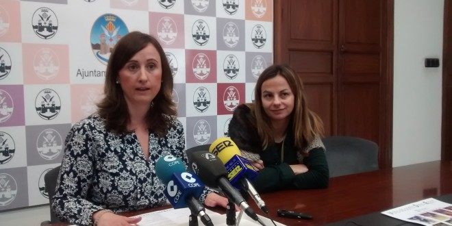 El Ayuntamiento presenta los actos del  Día de la Mujer Trabajadora