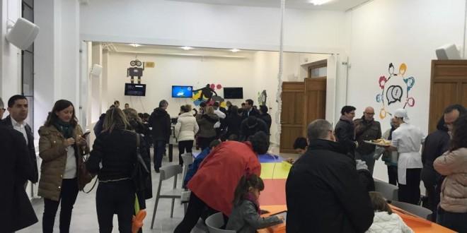 Alcoy abre su Centre Cervantes de la Juventud