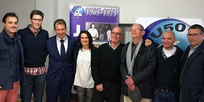 El Judo Club Alcoy celebra su 50 aniversario