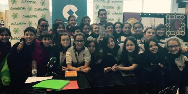La Escuela de Niños de Cope Alcoy se traslada al Alzamora