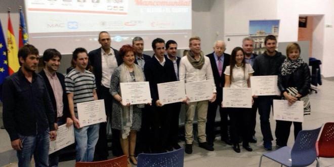Entrega de Premios Emprendedores de la Mancomunitat