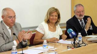 Fallece Georgina Blanes Directora del Campus de Alcoy