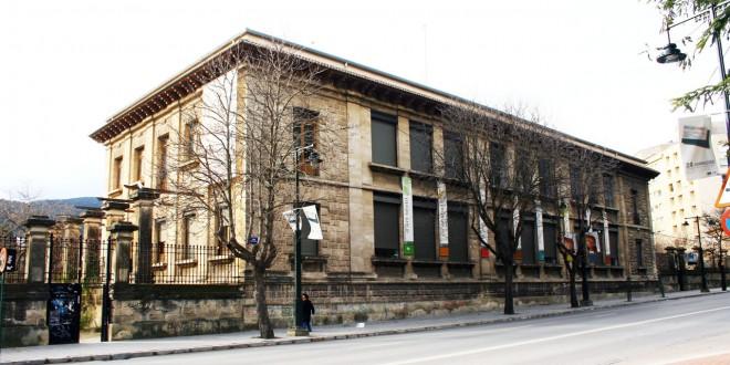 Ciudadanos vuelve a reclamar la reparación de la grieta del edificio Cervantes