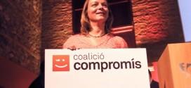 Ana Delia Gisbert vocal de la Federación de Municipios