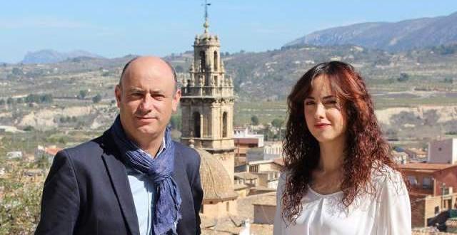 Mireia Estepa candidata a la alcaldía de Cocentaina por el PSPV-PSOE