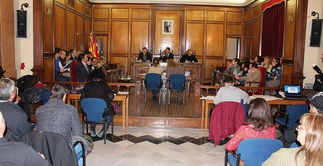 La oposición no aprobará el Presupuesto Municipal
