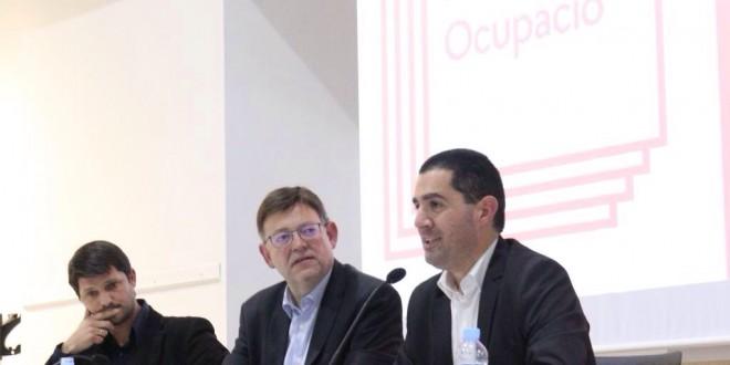 """Ximo Puig """"queremos que Alcoinnova se consolide en Alcoy"""""""